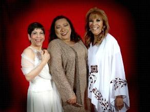 Gala criolla con las tres BBB