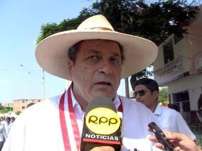 Piura: Atkins resaltó propuesta de Villanueva como jefe de Gabinete