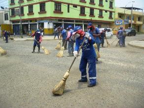 Trujillo: Obreros de Segat anuncian paro durante Juegos Bolivarianos