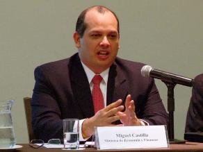 Castilla: Villanueva impulsará competitividad exportadora regional