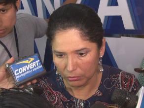 Susana Cuba: Branco Serrano no se ha acercado a informar su traspaso