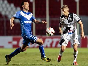 Sudamericana: Vélez Sarsfield de Ricardo Gareca empató con Ponte Preta