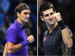 Masters 1.000 de Bercy: Federer vence a Del Potro y se medirá a Djokovic