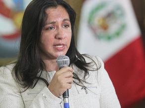Espinoza: Villanueva asumirá el liderazgo necesario en seguridad ciudadana