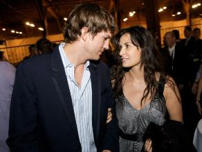 Demi Moore y Ashton Kutcher están a punto de divorciarse