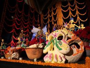 Tradición y cultura mexicana reflejada en el Día de los Muertos