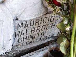 Trujillo: ´Chinito milagroso´ el más visitado en el cementerio