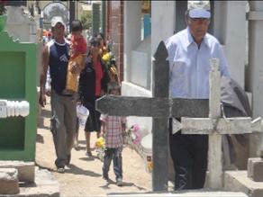 Morrope celebró con tradición ancestral día de los difuntos