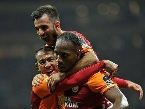 Galatasaray remontó y triunfó ante Konyaspor de la mano de Drogba