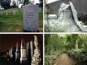 Un repaso por diez de los cementerios más famosos del mundo