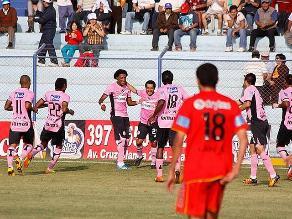 Mira el gol olímpico de Aldo Olcese ante el Sport Huancayo