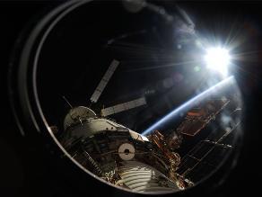 Vehículo espacial Einstein finalizó su misión y se desintegró