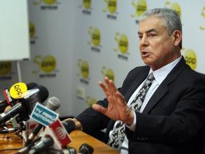 Villanueva deslinda cualquier nexo con Nancy Obregón y narcotráfico