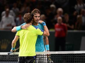 Rafael Nadal tras derrota ante David Ferrer: La clave fue la velocidad