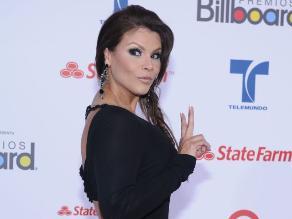 Olga Tañón pide estar alejada del humo de tabaco en show de Lima