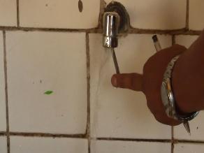 Sisol medirá calidad sanitaria del agua potable en Lima desde 2014
