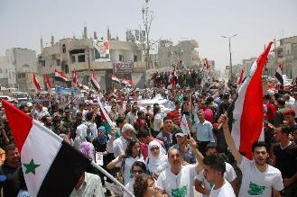 Liga Árabe exige que se garantice un gobierno transitorio en Siria