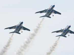 Japón: Air Festival 2013 en la Base Aérea de Iruma