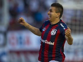 San Lorenzo venció 1-0 a Boca Juniors y pelea por la punta con Newell