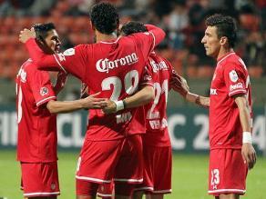 Toluca, Cruz Azul y León avanzan a la liguilla del fútbol mexicano