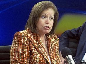 Flores Nano pide restituir el Senado y eliminar voto preferencial