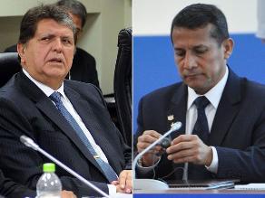 Alan García defendió a Pilar Nores de crítica de mandatario Humala