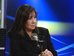 Presidencia del Congreso no tuvo que ver con designación de Martha Chávez