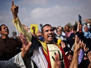 Disturbios durante protestas de islamistas contra el juicio de Mursi
