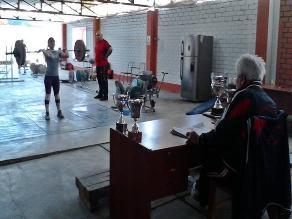 Chiclayo: Perú define lista de pesistas para los Juegos Bolivarianos