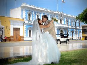 Trujillo: Más de 500 parejas unen sus vidas en matrimonio civil