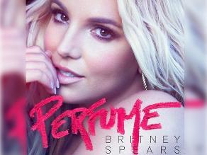 Britney Spears lanza el audio de su nuevo tema Perfume