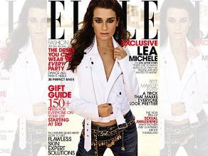 Lea Michele: es muy duro superar lo sucedido con Cory Monteith