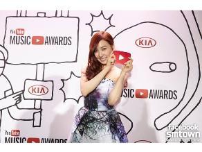 Girls´ Generation gana como ´Video del Año´ en YouTube Music Awards