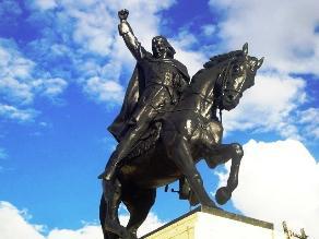 Rinden homenaje a Túpac Amaru en el Cusco