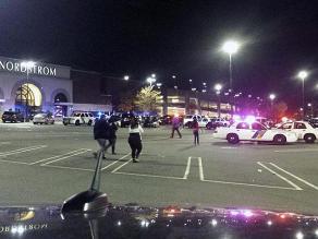 EEUU: Investigan tiroteo en un centro comercial de Nueva Jersey