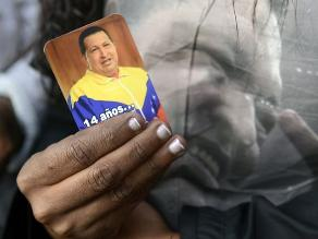 Declaran ´Día de la Lealtad y el Amor a Chávez´ en Venezuela