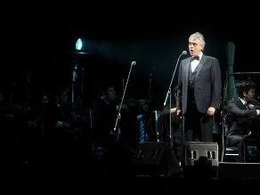 Andrea Bocelli estrena ´Amor en Portofino´