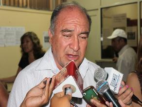 Chiclayo: Volverán a investigar a alcalde por mala ejecución de obra