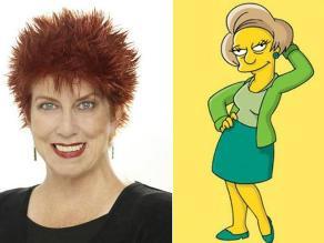 Los Simpson dan último adiós a Marcia Wallace