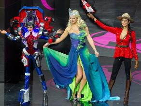 Color y belleza: Trajes que lucieron las reinas en Miss Universo 2013