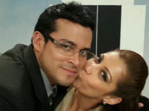 Karla Tarazona y Christian Domínguez expresan su amor libremente