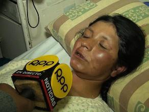 Huancayo: Tres heridos se recuperan tras choque en la carretera a Ayacucho
