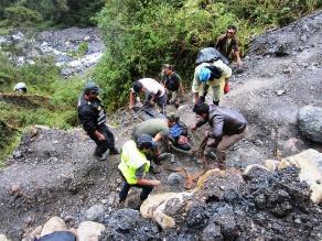 Tres personas sin vida son halladas en Canta