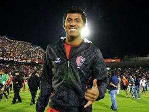 Rinaldo Cruzado: Espero volver a salir campeón con Newell