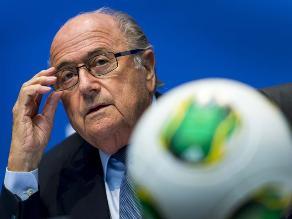 Joseph Blatter desea eliminar el repechaje en la clasificación mundialista