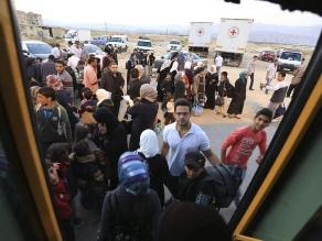 Ocho muertos en un atentado a la sede de la inteligencia aérea siria