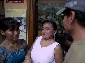 Guatemaltecos separados por la guerra se reencuentran gracias a Facebook