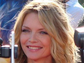 Michelle Pfeiffer formó parte de