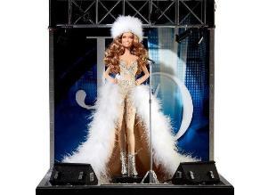 Jennifer Lopez tiene una muñeca Barbie en su honor