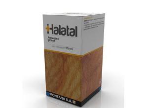 Advierten que fármaco Halatal no es apto para consumo humano